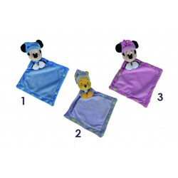 Doudou Mickey & Minnie