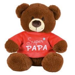 Ours Message, Super Papa, 25cm