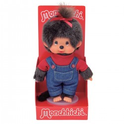Monchhichi Salopette Jean...