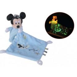 Doudou Mickey Starry Night,...