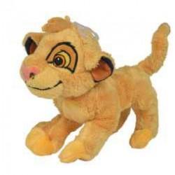 Simba Roi Lion, 17cm