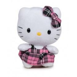 Hello Kitty, kilt rose, 14cm