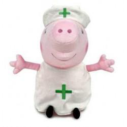 Peppa infirmière, 20cm