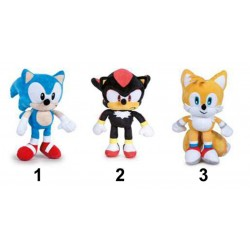 Sonic, Shadow & Tails, 30cm